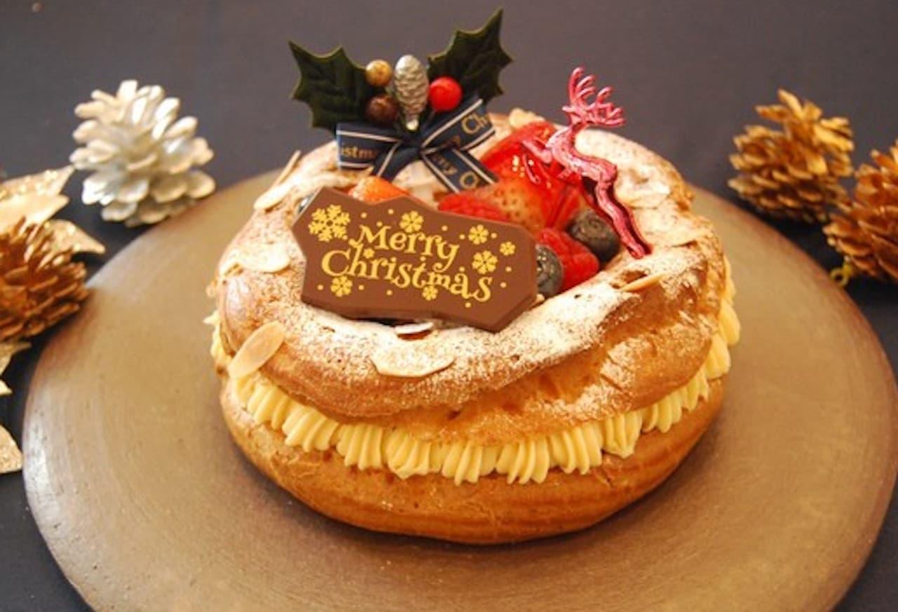 高級パウンドケーキ専門店「PERTESWEETS(ペルテスイーツ)」クリスマスケーキ登場