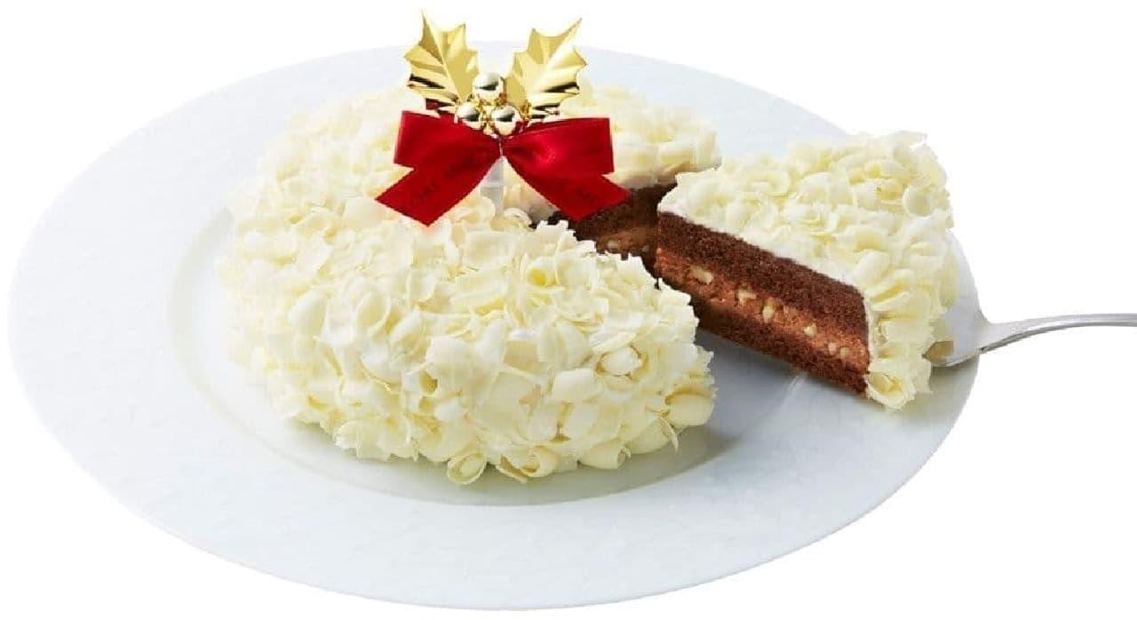 モロゾフ「クリスマス グルノーブル(ホワイト)」