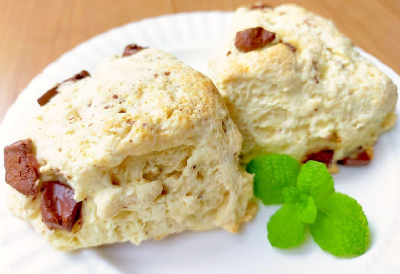 ホットケーキミックスを使った簡単レシピ