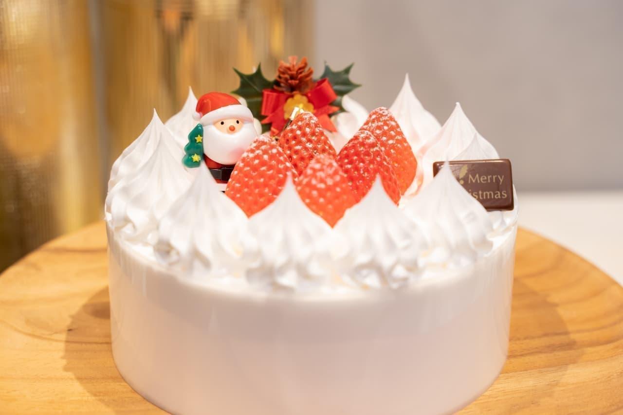 イトーヨーカドーのクリスマスケーキ「ガトーフレーズ」