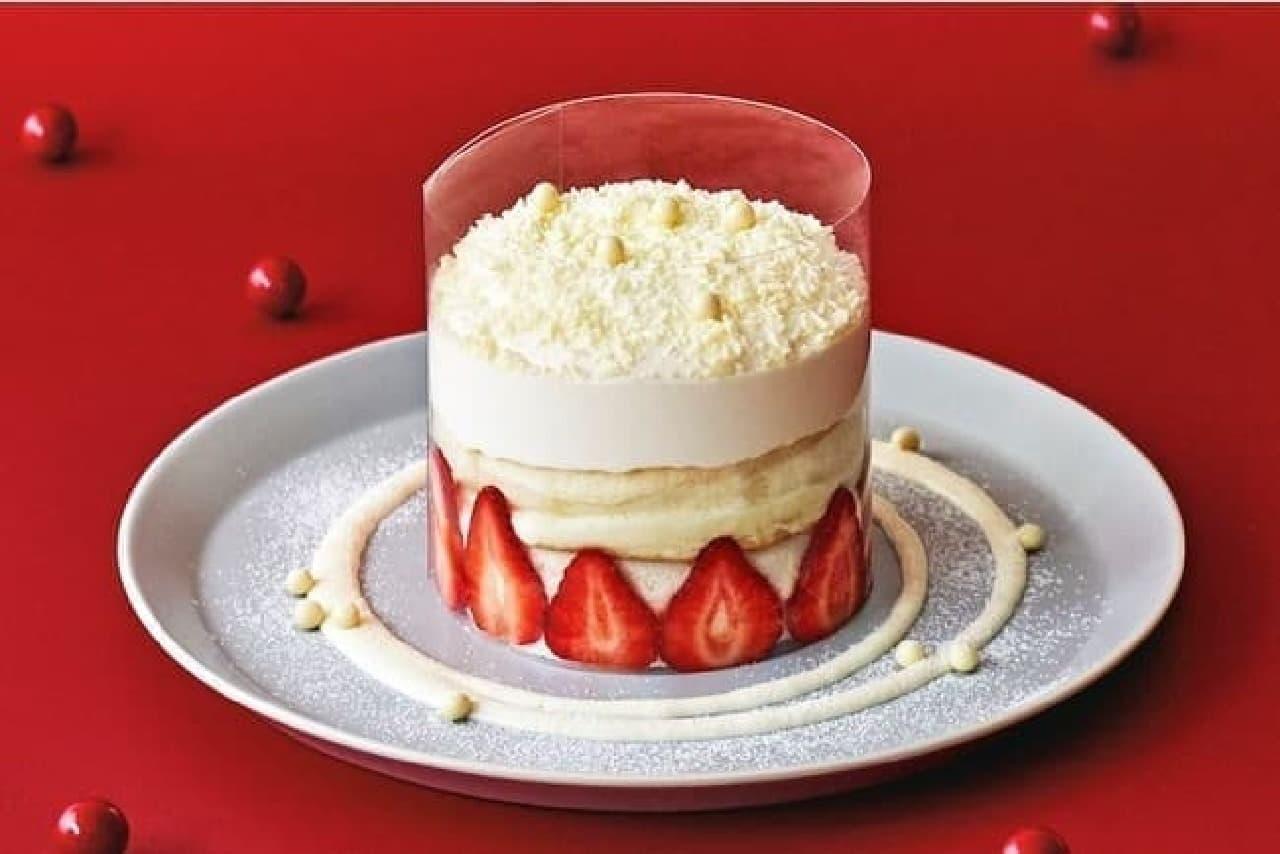 フリッパーズ「奇跡のパンケーキ ミルキーホワイトベリー」