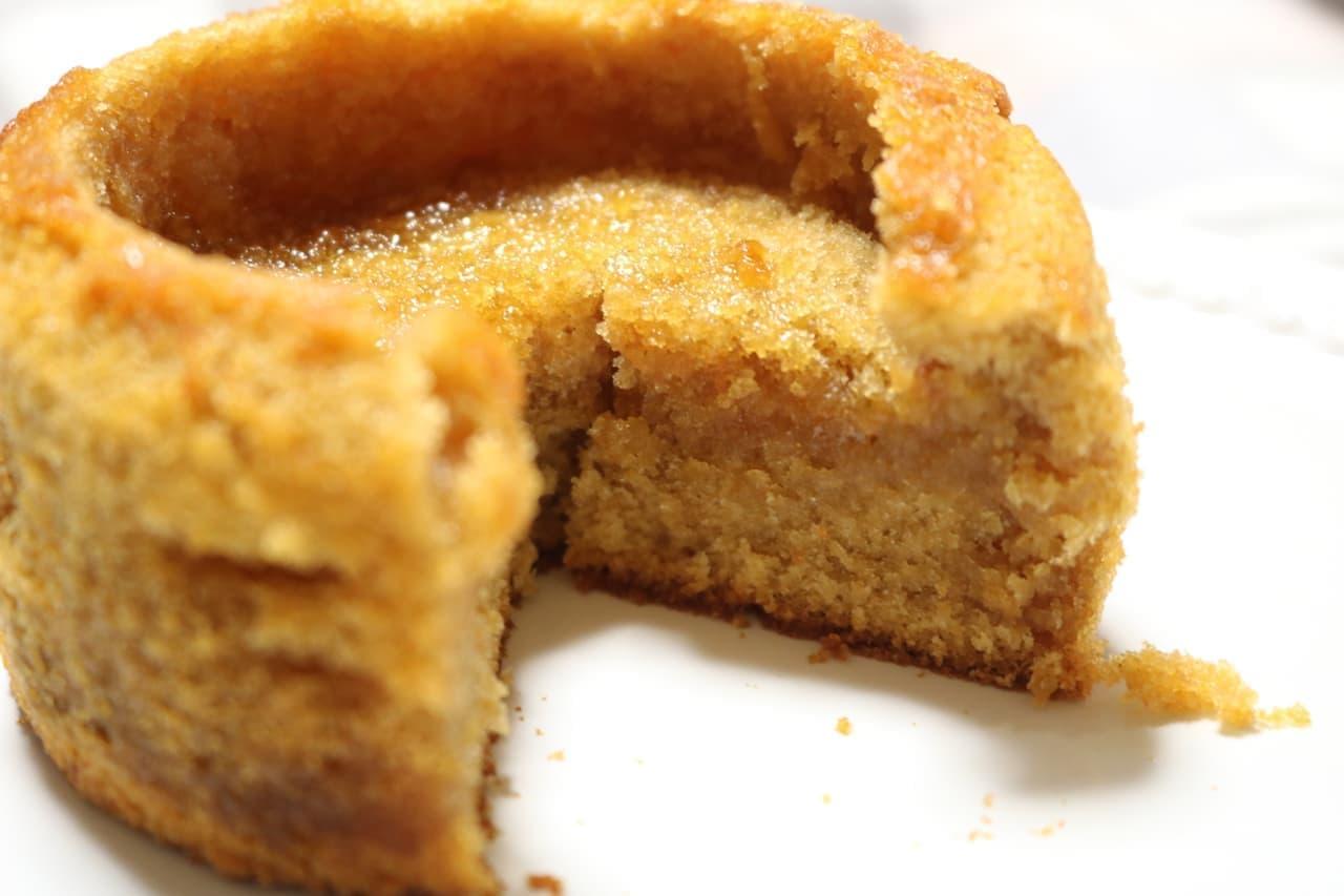 三菱力品「メープルケーキ」