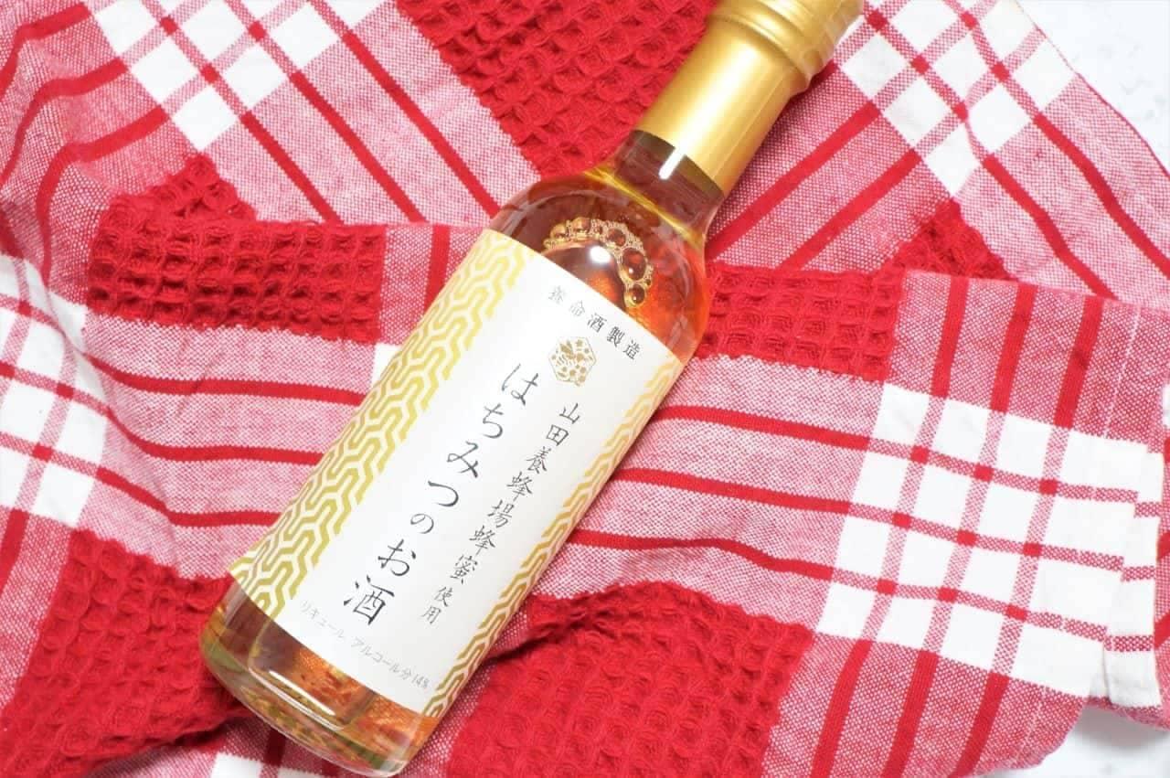 養命酒製造「はちみつのお酒」