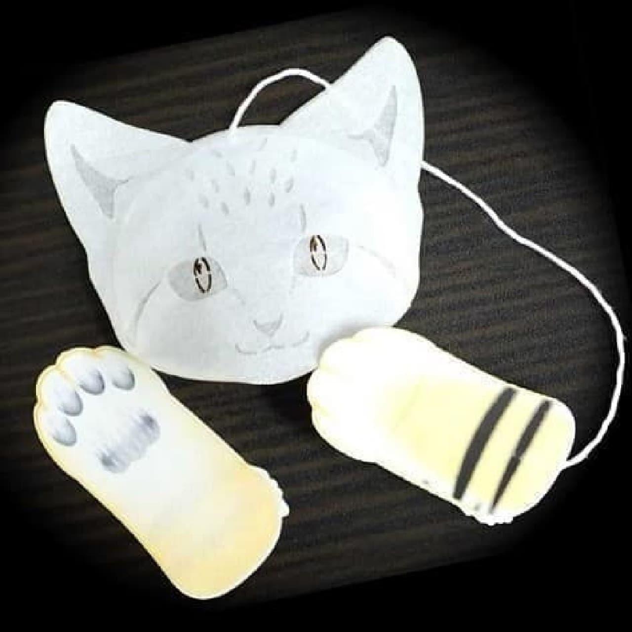 ヴィレヴァン限定の「猫ティーバッグ福袋」