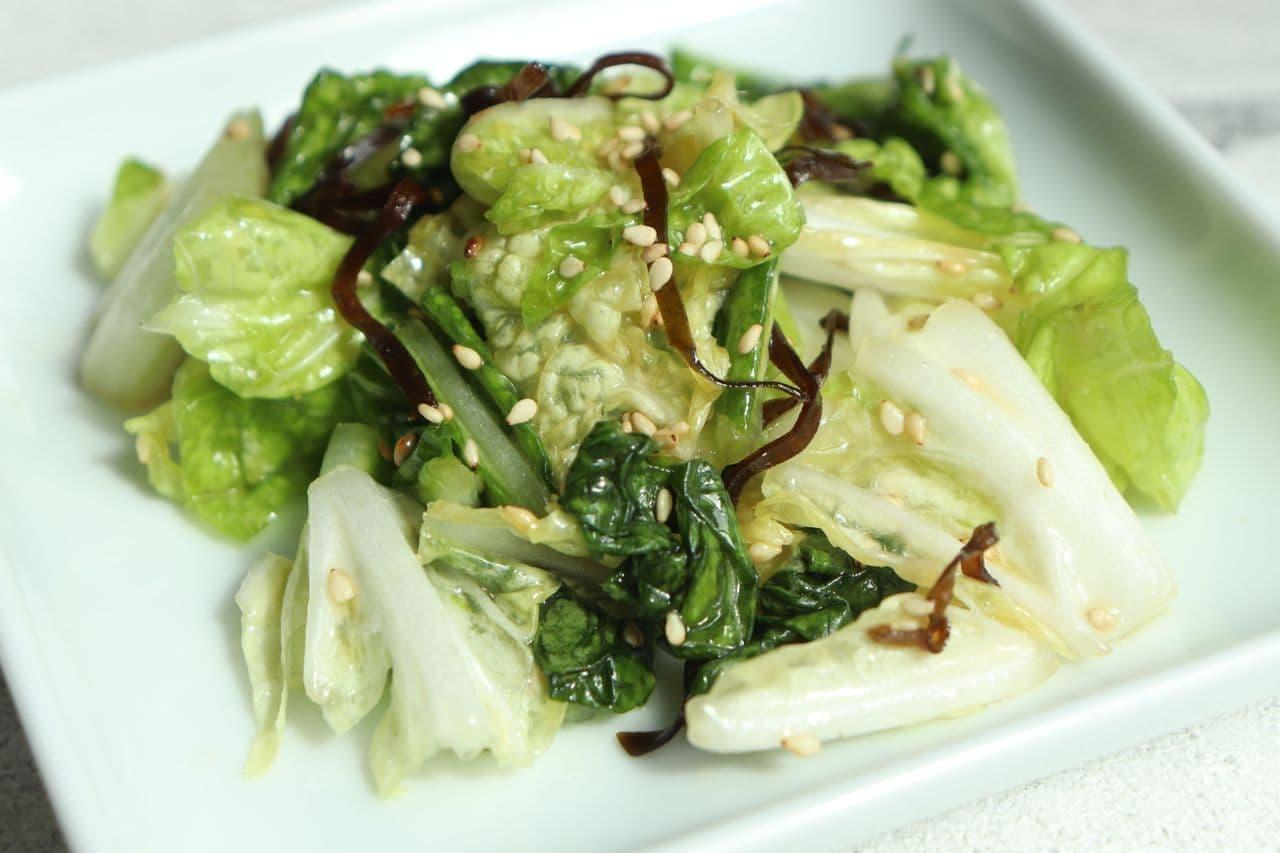シャキとろ「白菜」簡単レシピまとめ