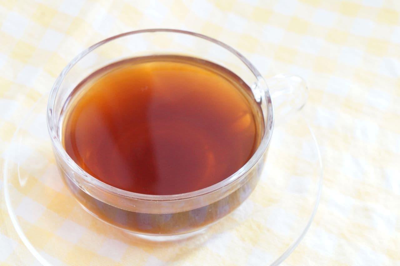 無印良品「オーガニック オリジナルブレンド コーヒーバッグ」で淹れたコーヒー