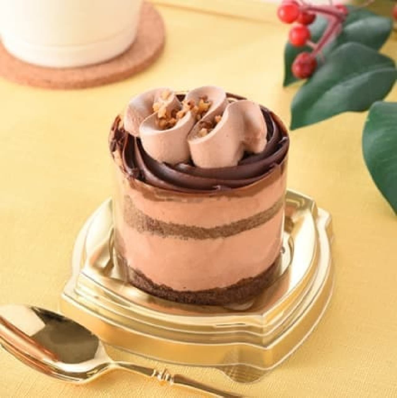 ファミリーマート「チョコレートケーキ」
