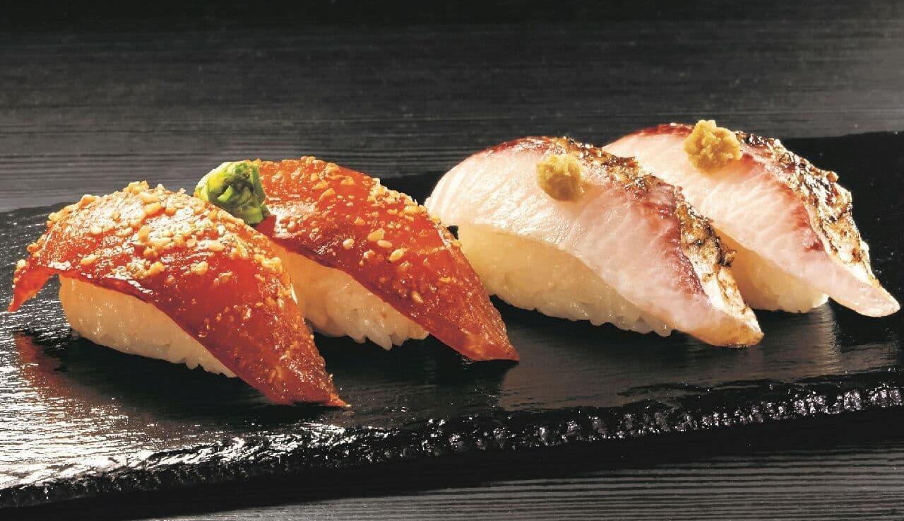 くら寿司『旬の極み 大人寿司』