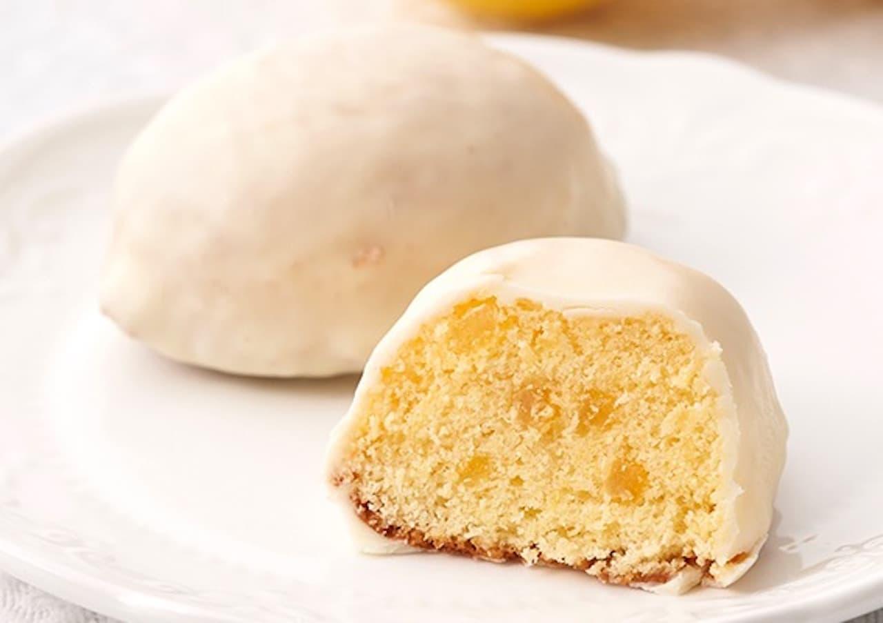 シャトレーゼ「おひさま香るレモンケーキ」