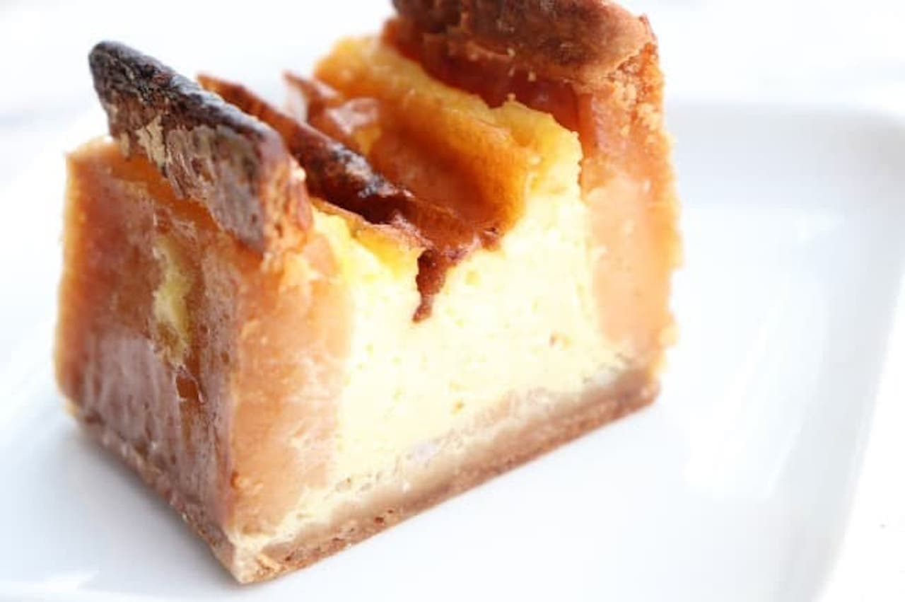 レシピ「チョイスエッグタルト」