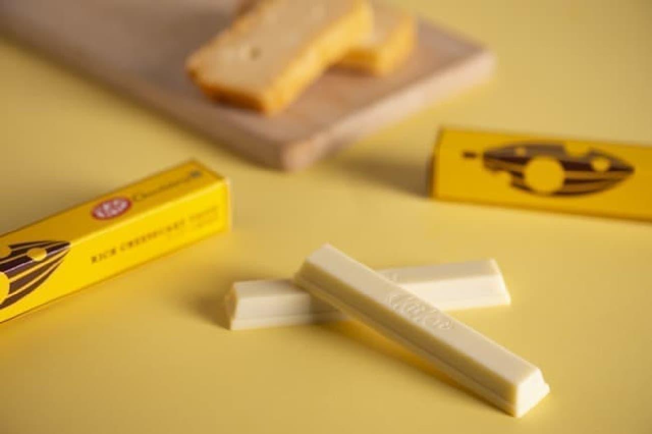 キットカット ショコラトリー 濃厚チーズケーキ味