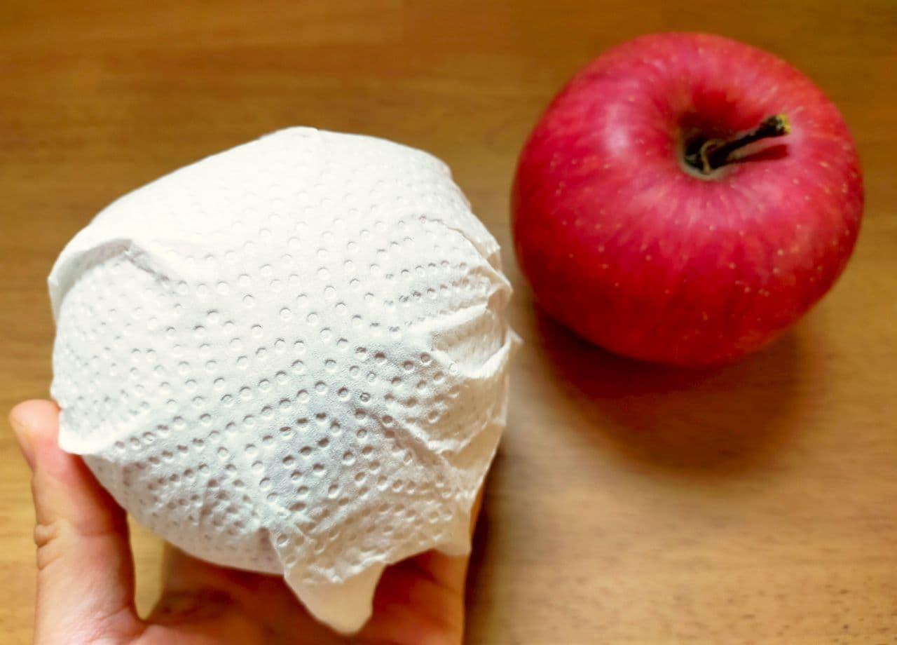 シャキシャキ長持ち!りんごの保存方法