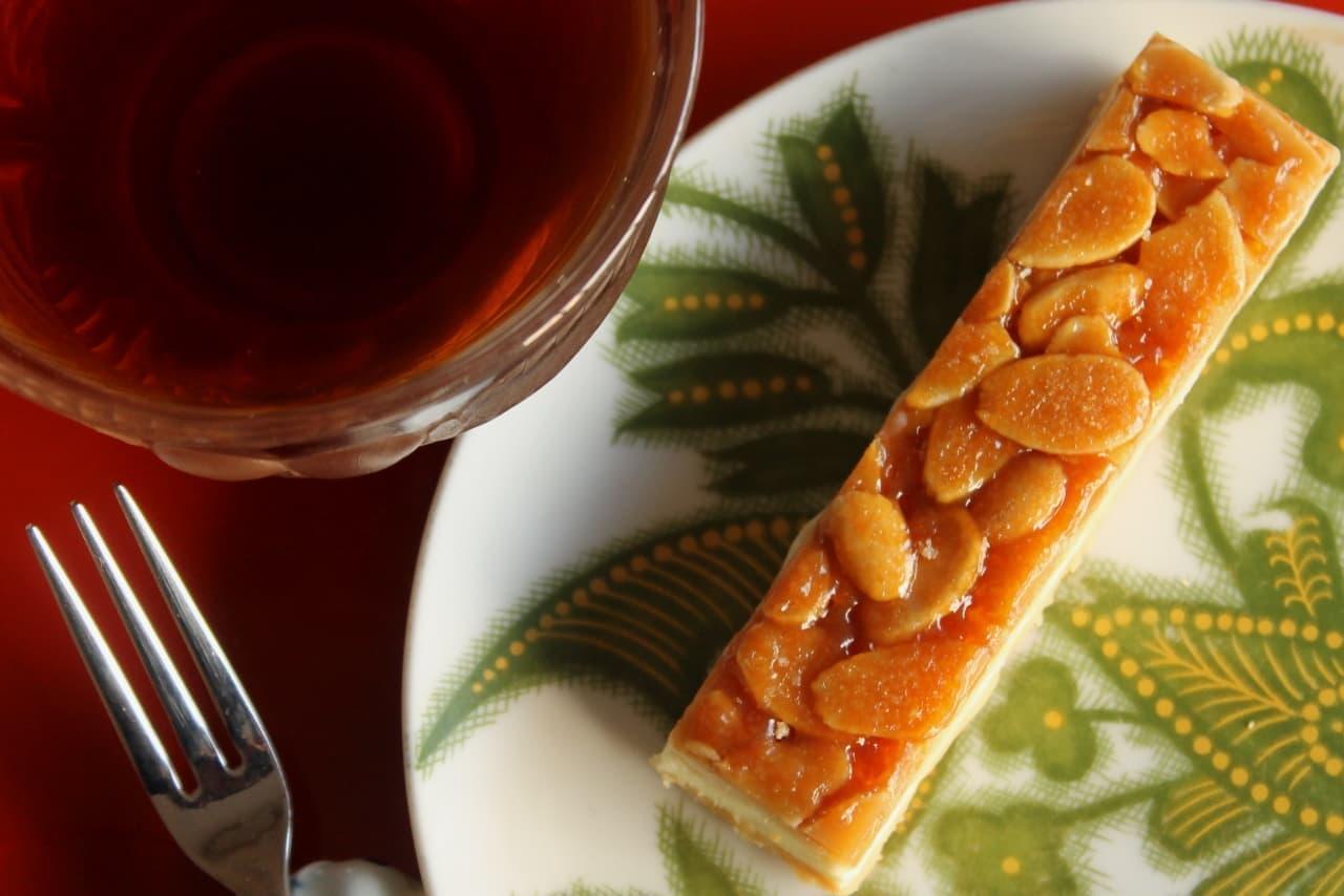 ローソン「生フロランタン チーズケーキ」