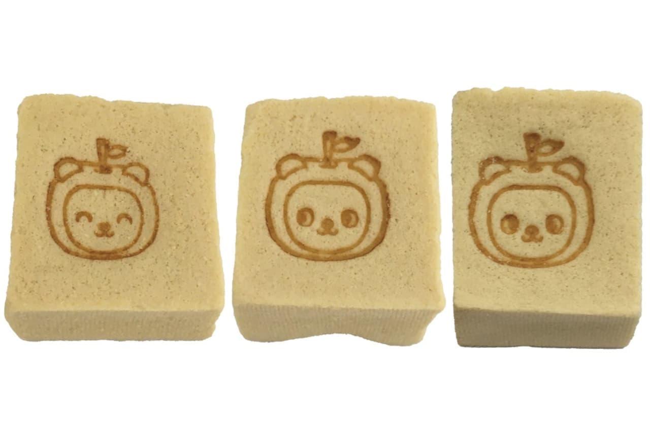 長野のご当地キャラ「アルクマ」焼き印入り高野豆腐