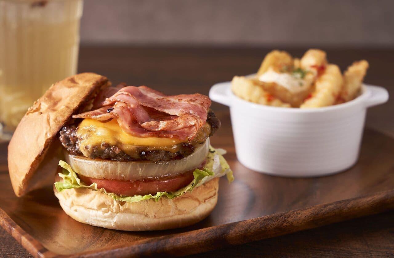 Ju the burger(ジューザバーガー)