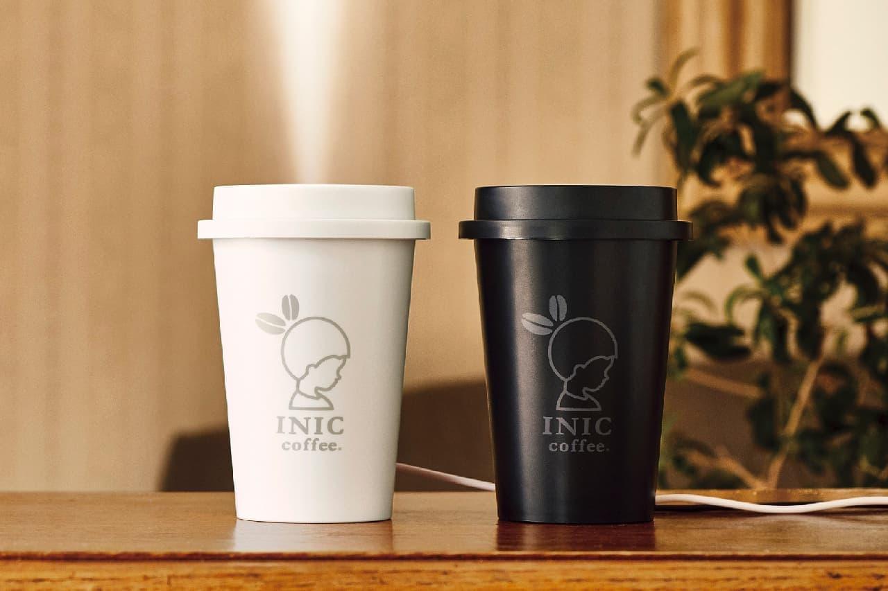 INIC coffee 加湿器 BOOK