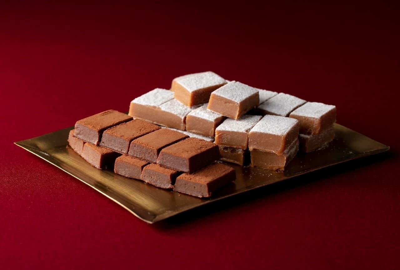 シャトレーゼ「生チョコレート 焦がしキャラメル」