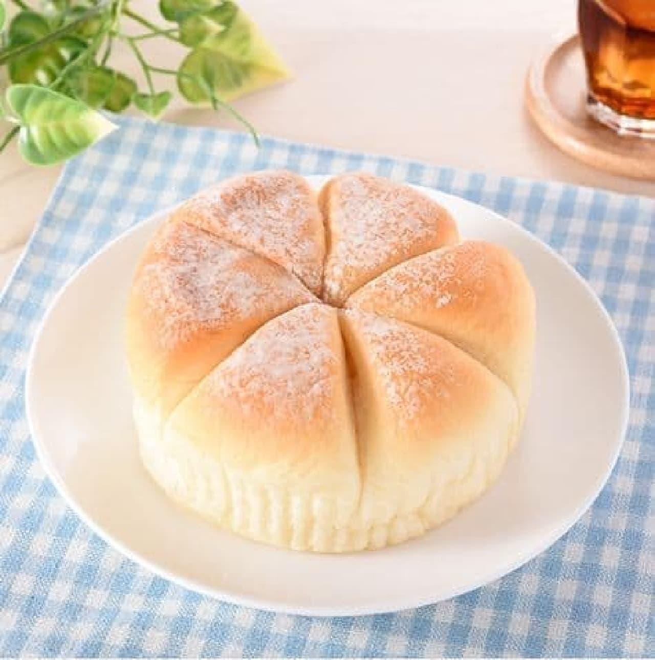 ファミリーマート「ちぎれるミルクパン」