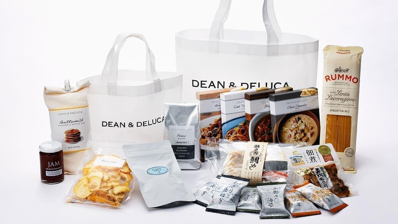福袋「DEAN&DELUCA 福袋 2021」