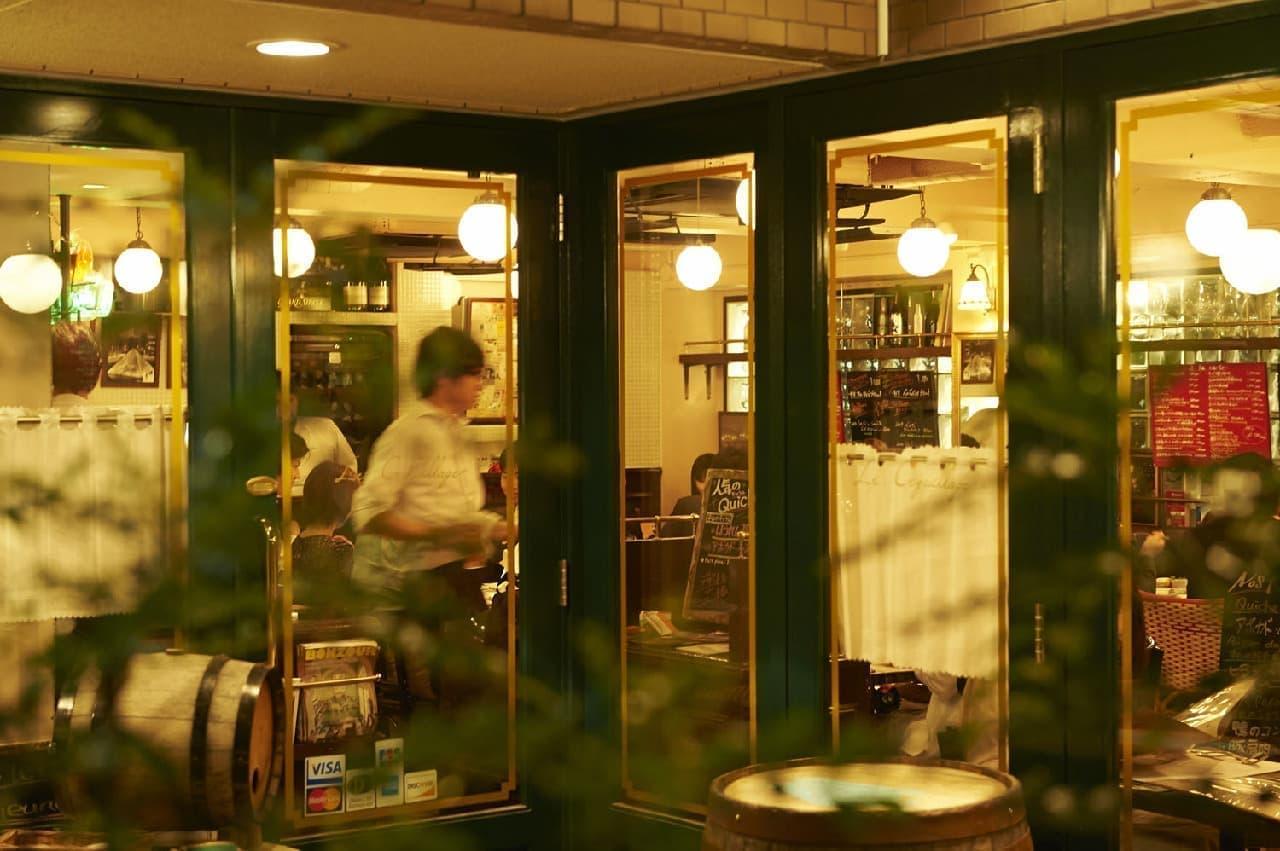 神楽坂のフレンチレストラン「ル コキヤージュ」