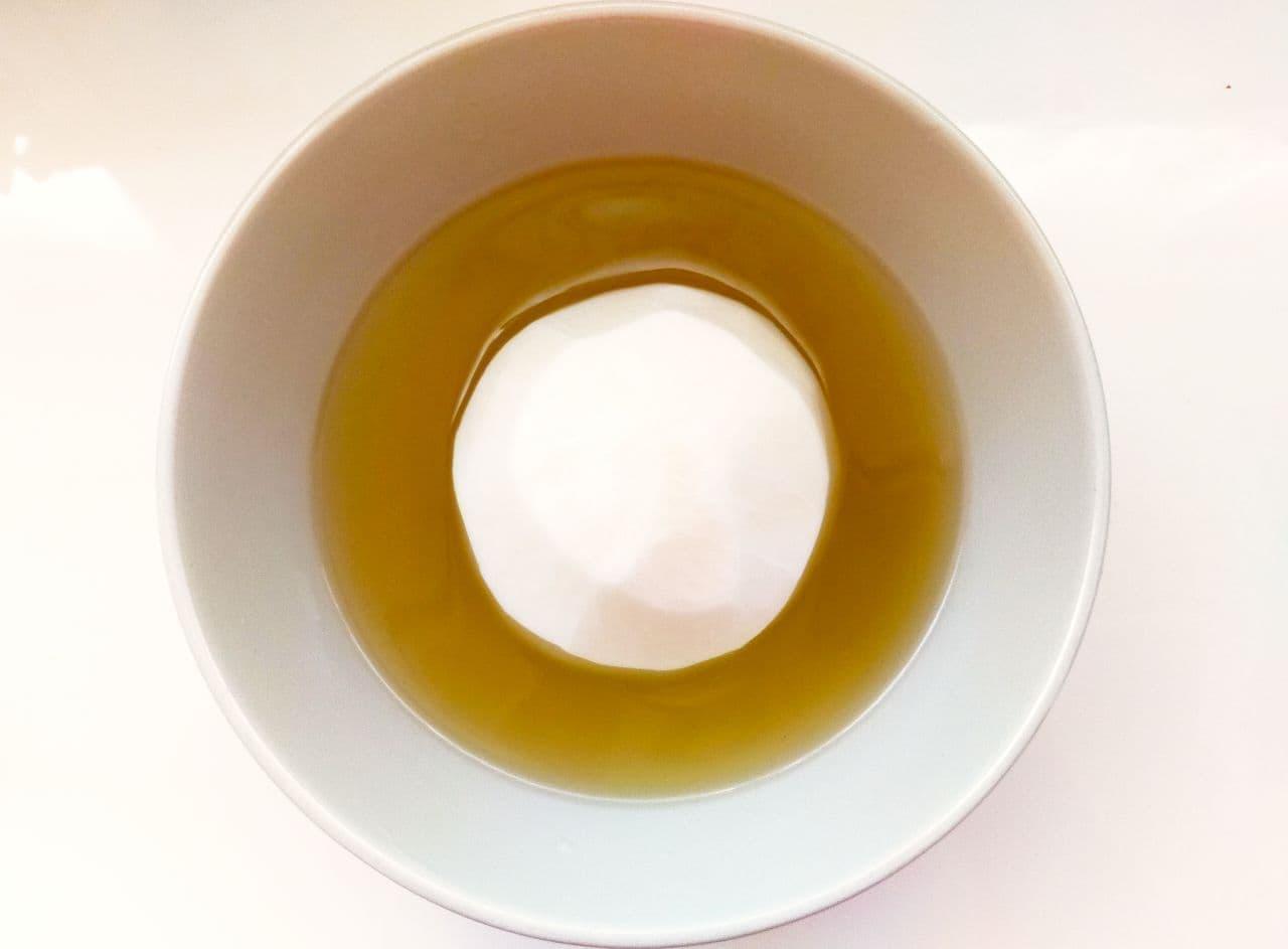 レンジで簡単「かぶ丸ごとスープ」のレシピ