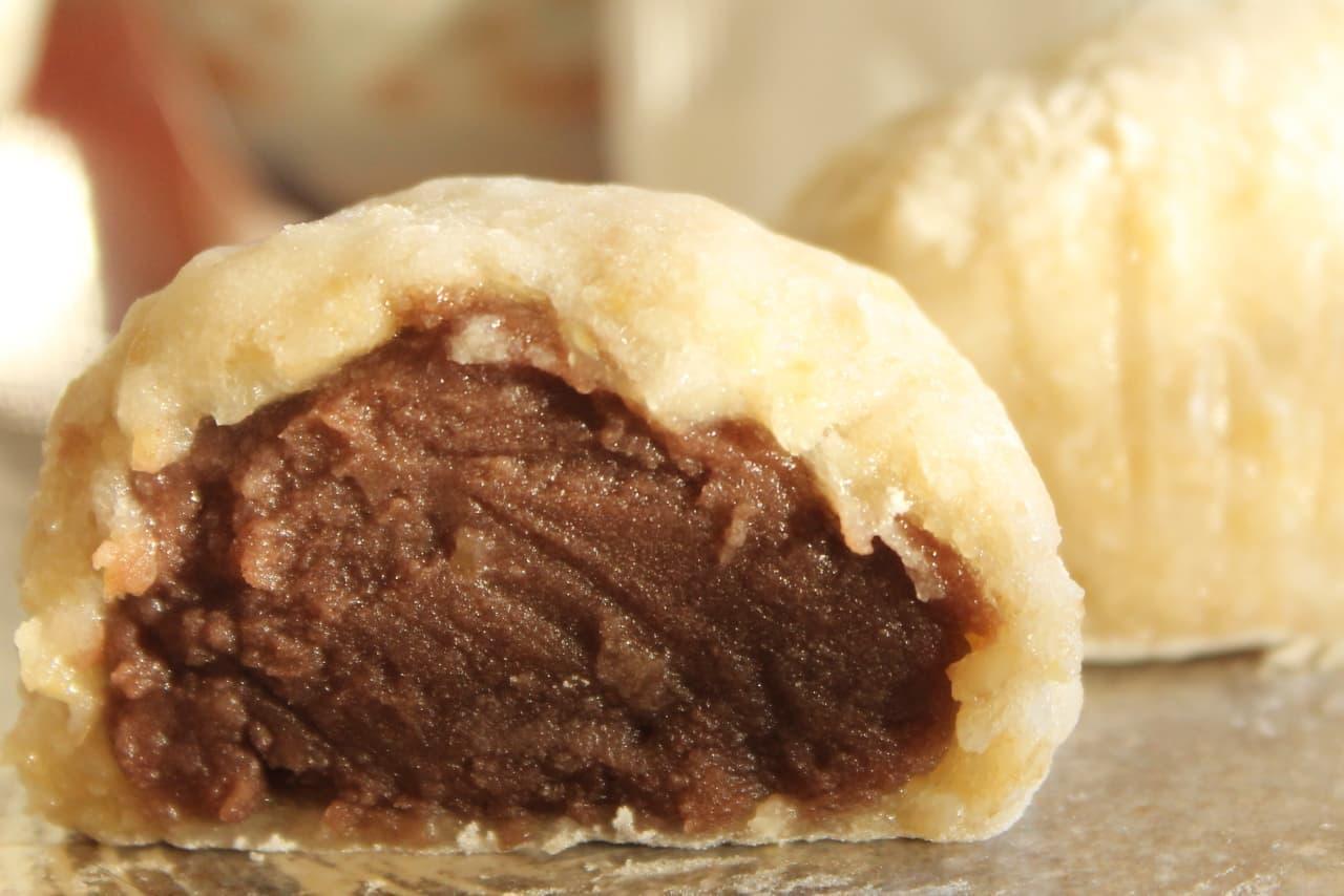 セブン-イレブンの和菓子「つぶもち 発芽玄米大福」