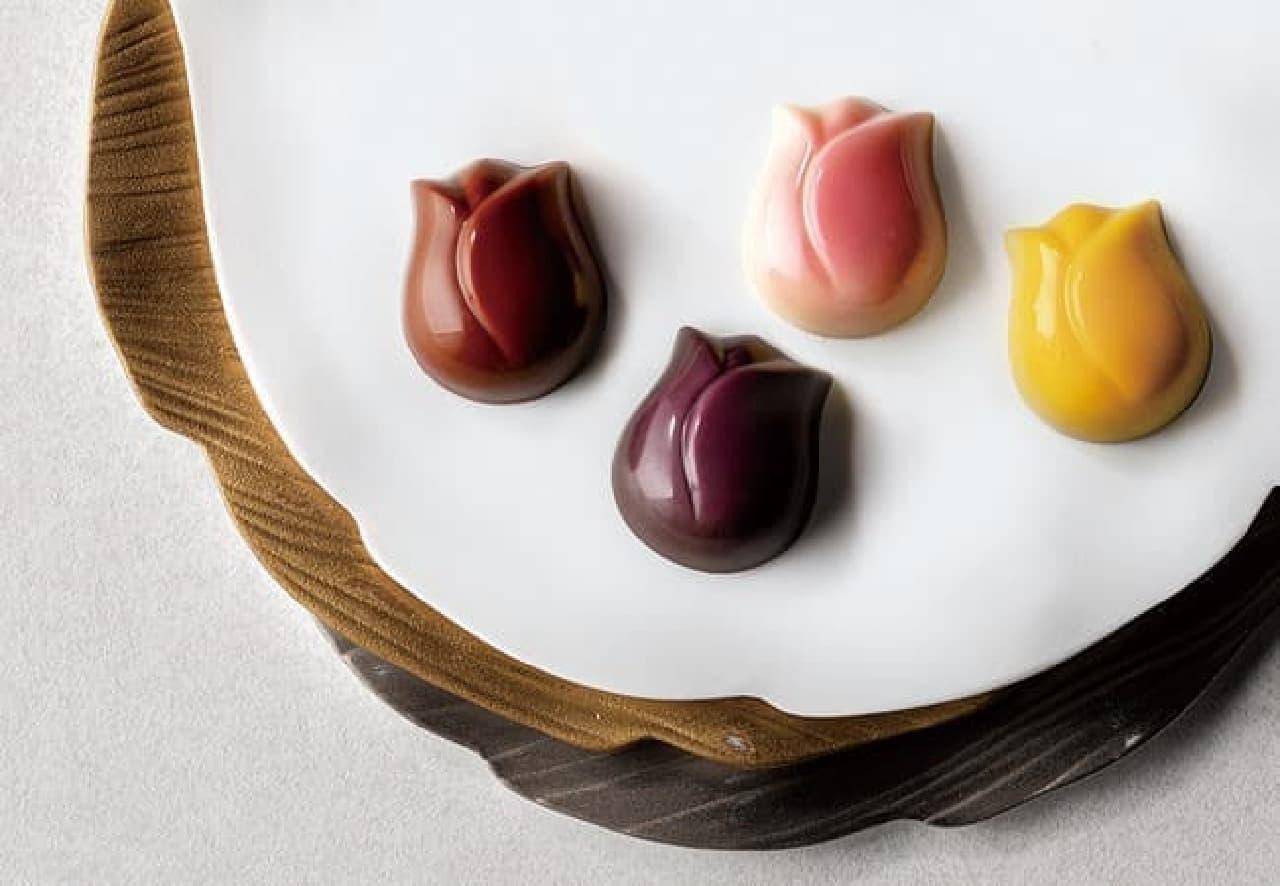 TOKYOチューリップローズ「ボンボンショコラ」