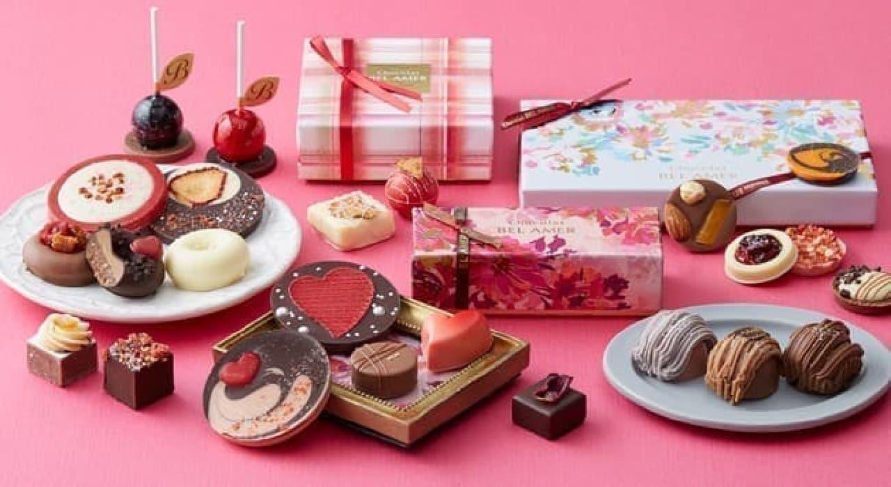 ベルアメールから、バレンタイン新作ショコラコレクション