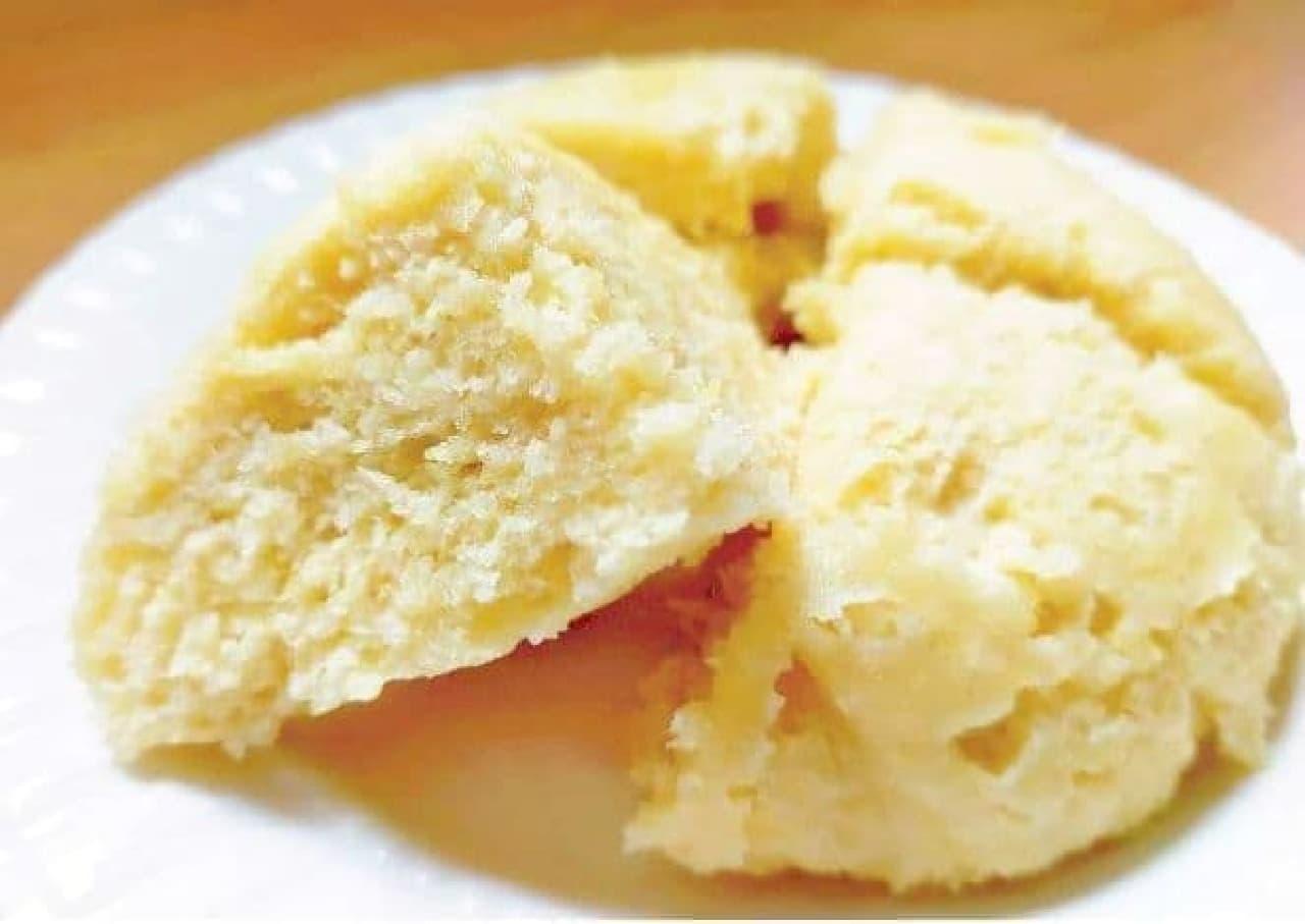 おからで作る蒸しパン