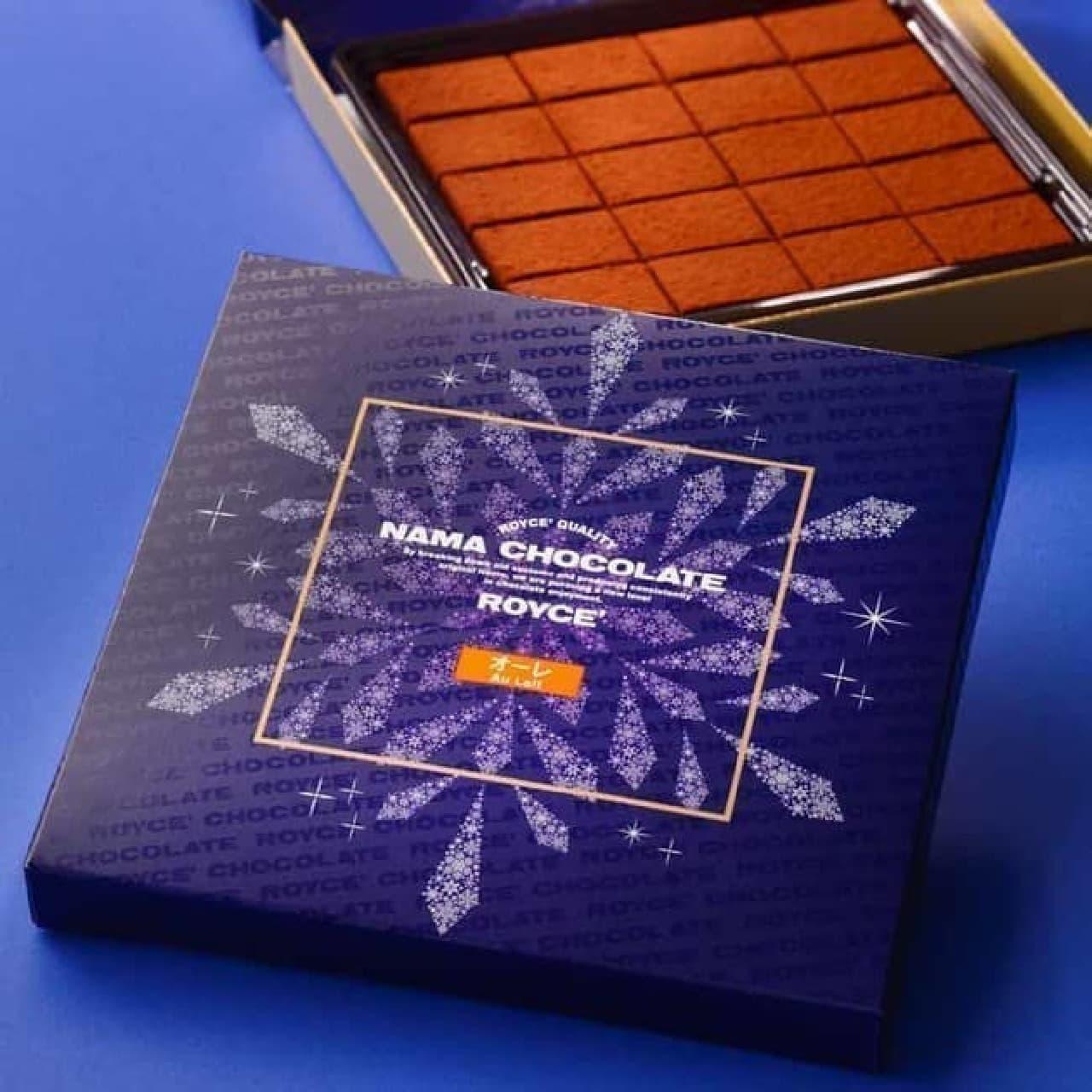 ロイズ「生チョコレート[オーレ]」