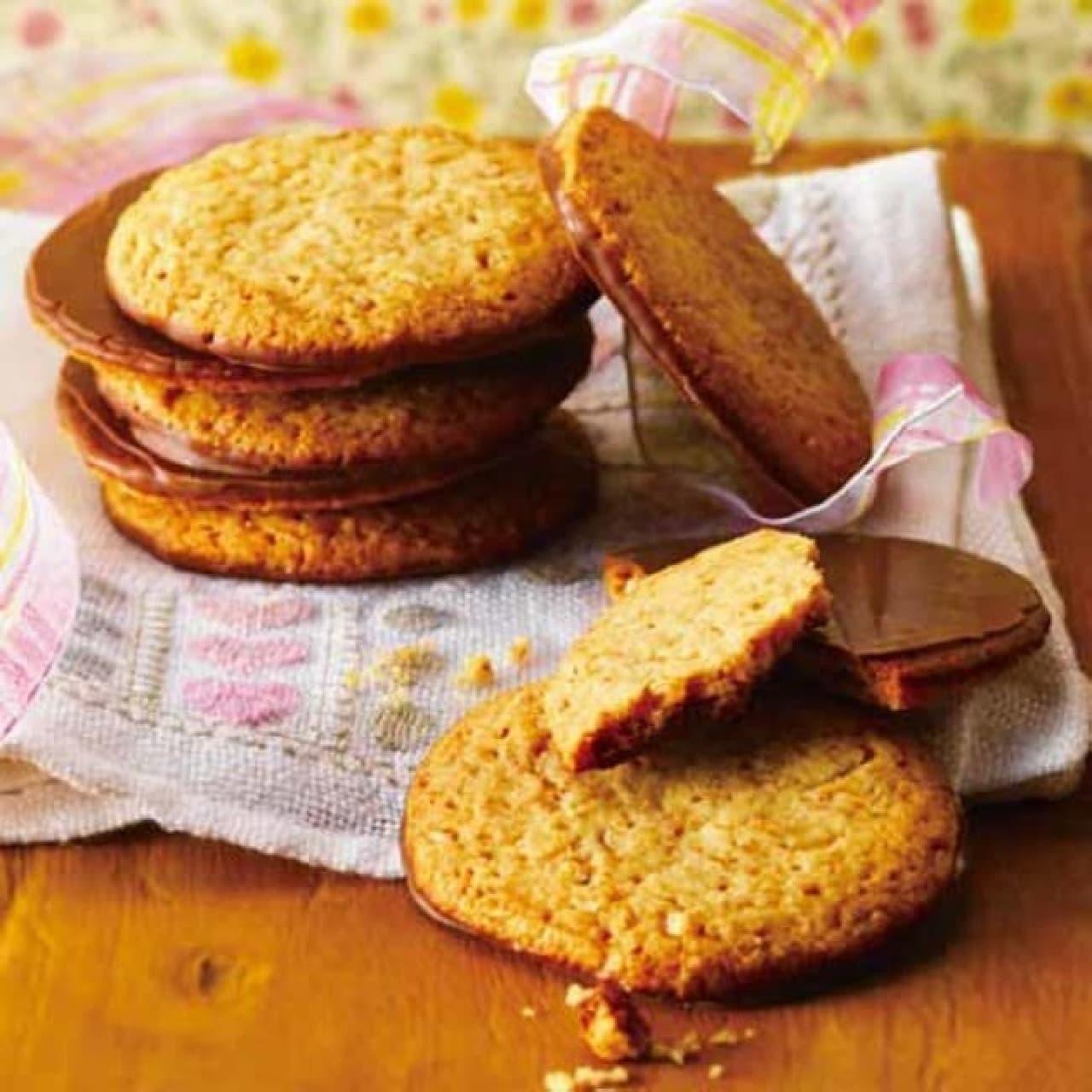 ロイズ「グラハムチョコクッキー」