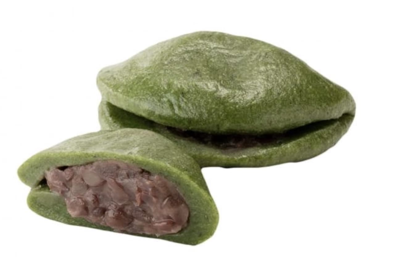 シャトレーゼ「特撰よもぎ香る草餅」