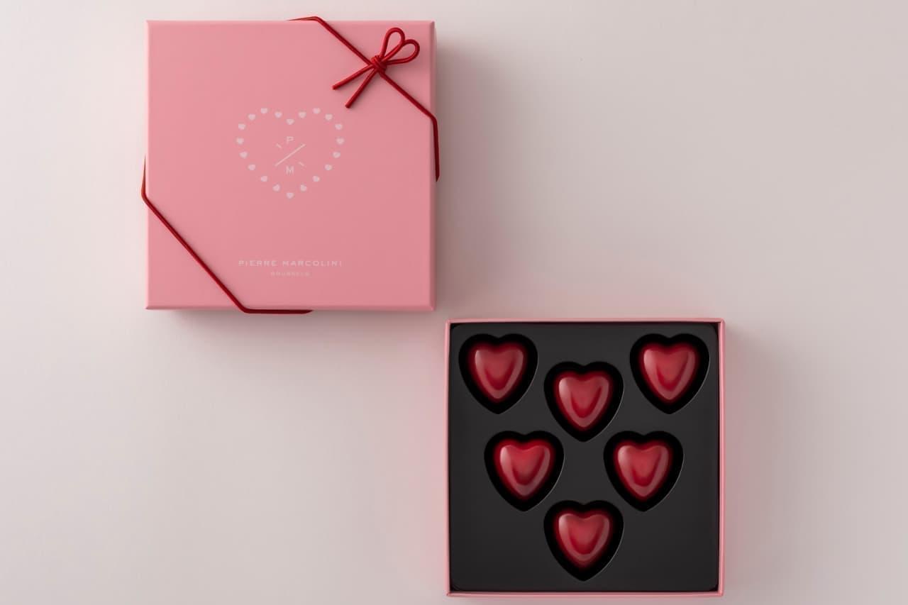 ピエール マルコリーニのバレンタイン&ホワイトデーまとめ