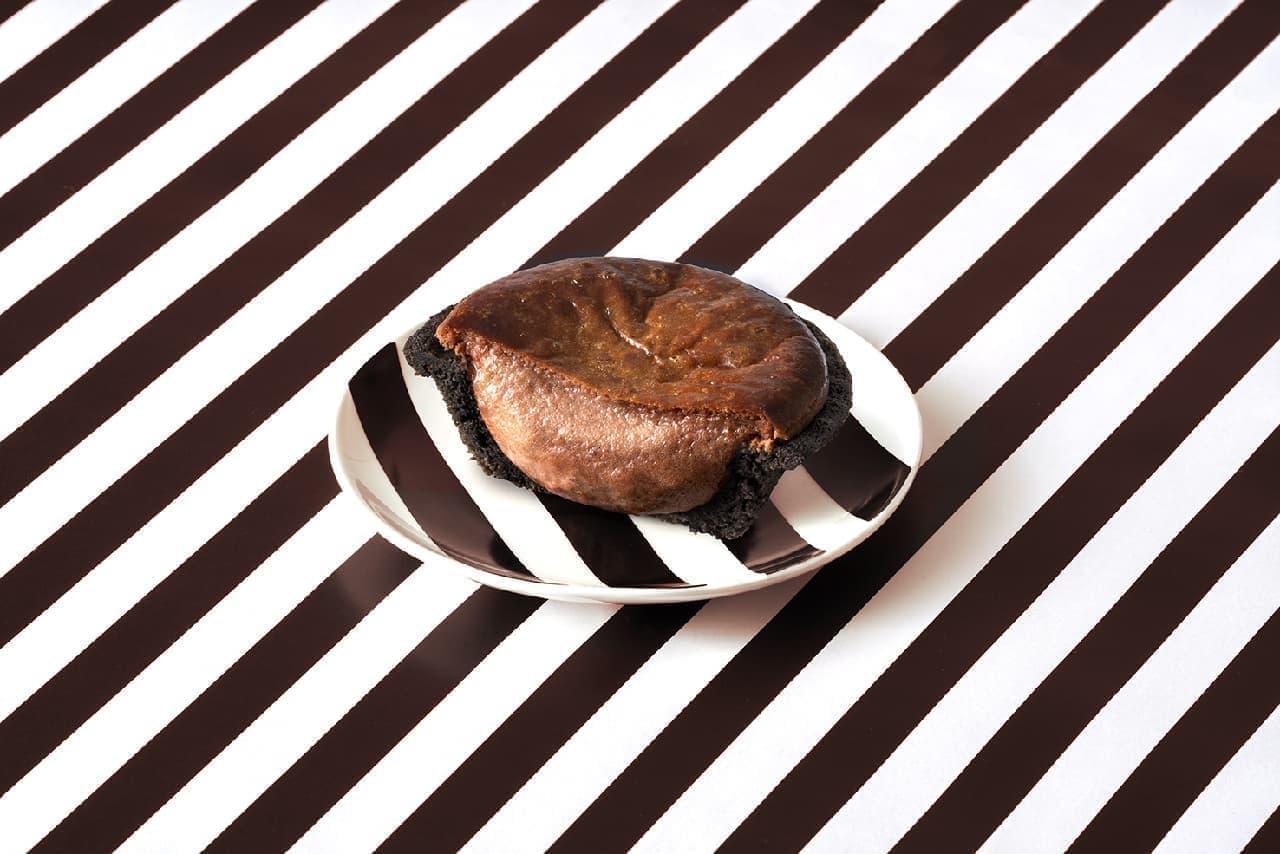 BAKE CHEESE TART「チョコレートチーズタルト」