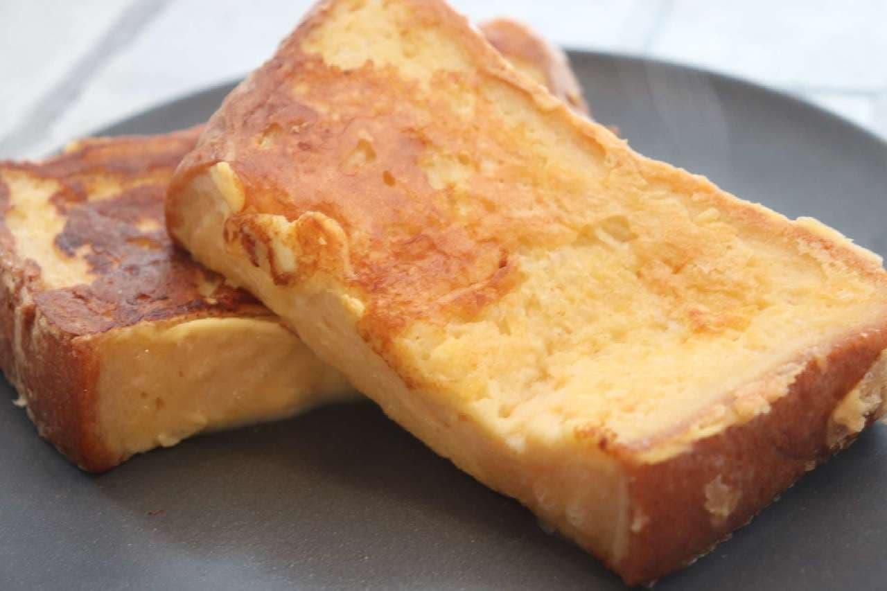 「フレンチトースト」のレシピ