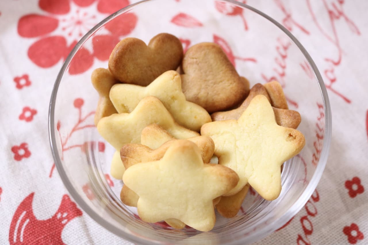実食「ニップン めちゃラク クッキーミックス」