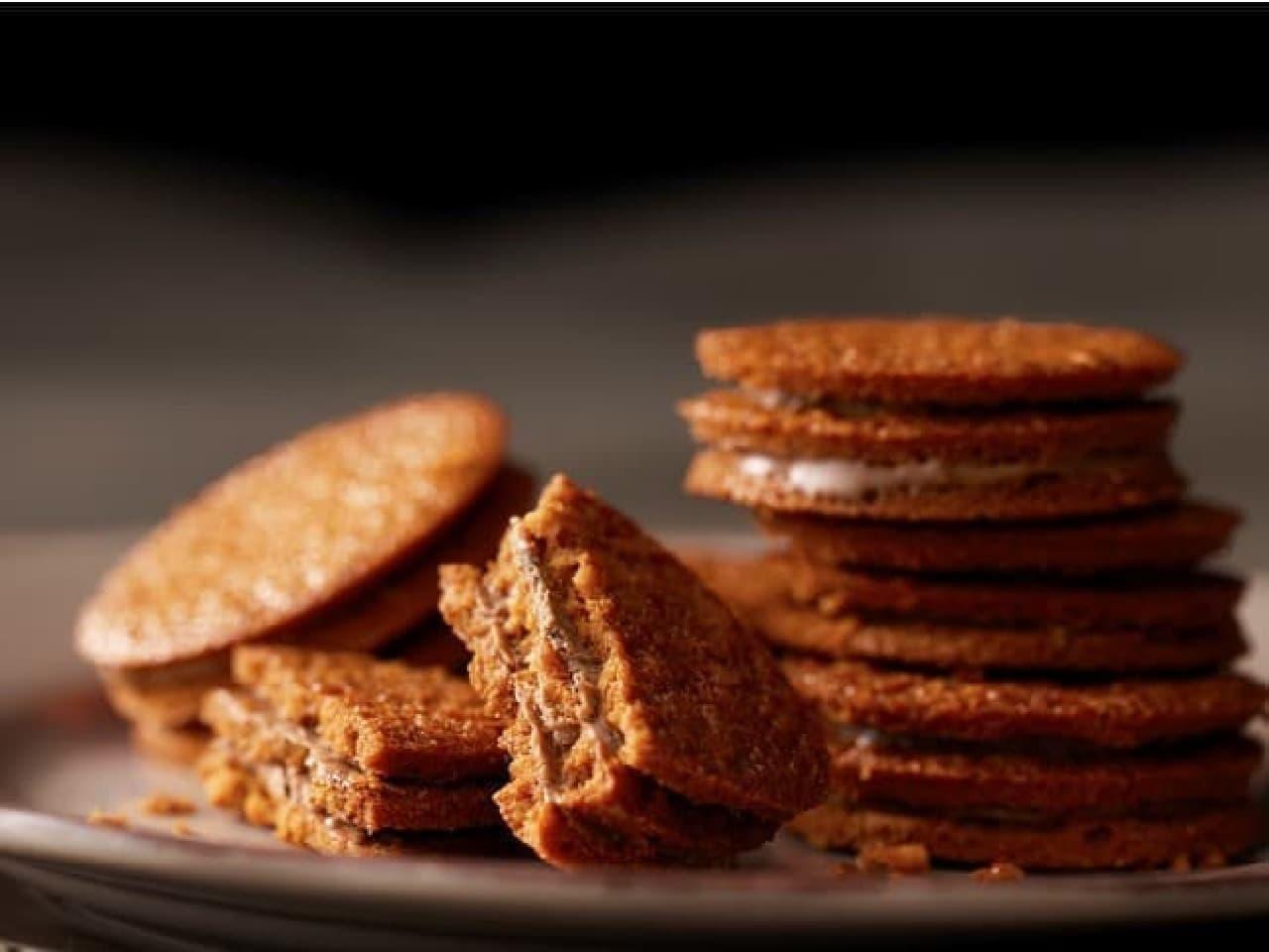 キャラメルゴーストハウス「キャラメルチョコレートクッキー」