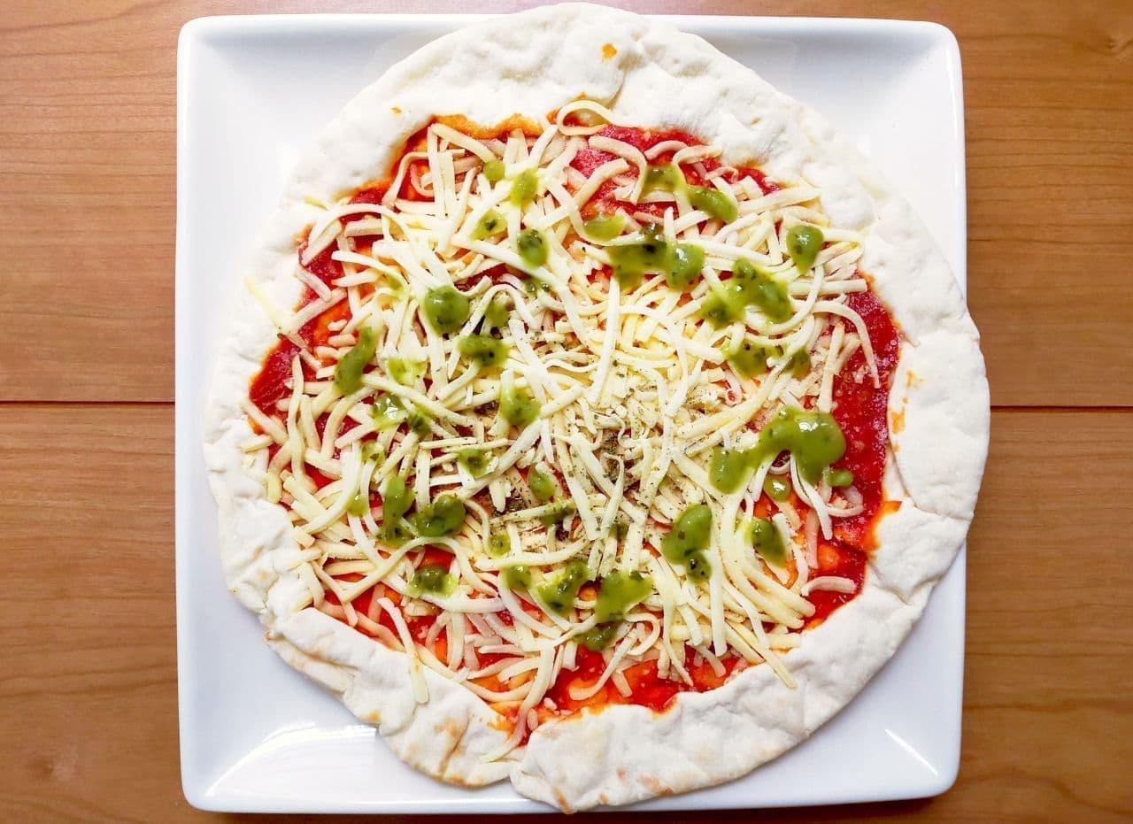 西友『みなさまのお墨付き』冷凍ピザ