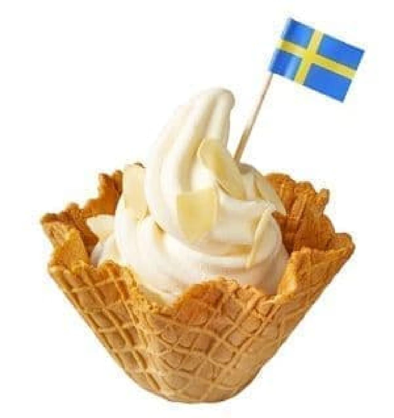 イケア「スウェーデン人が愛す(アイス)セムラ」