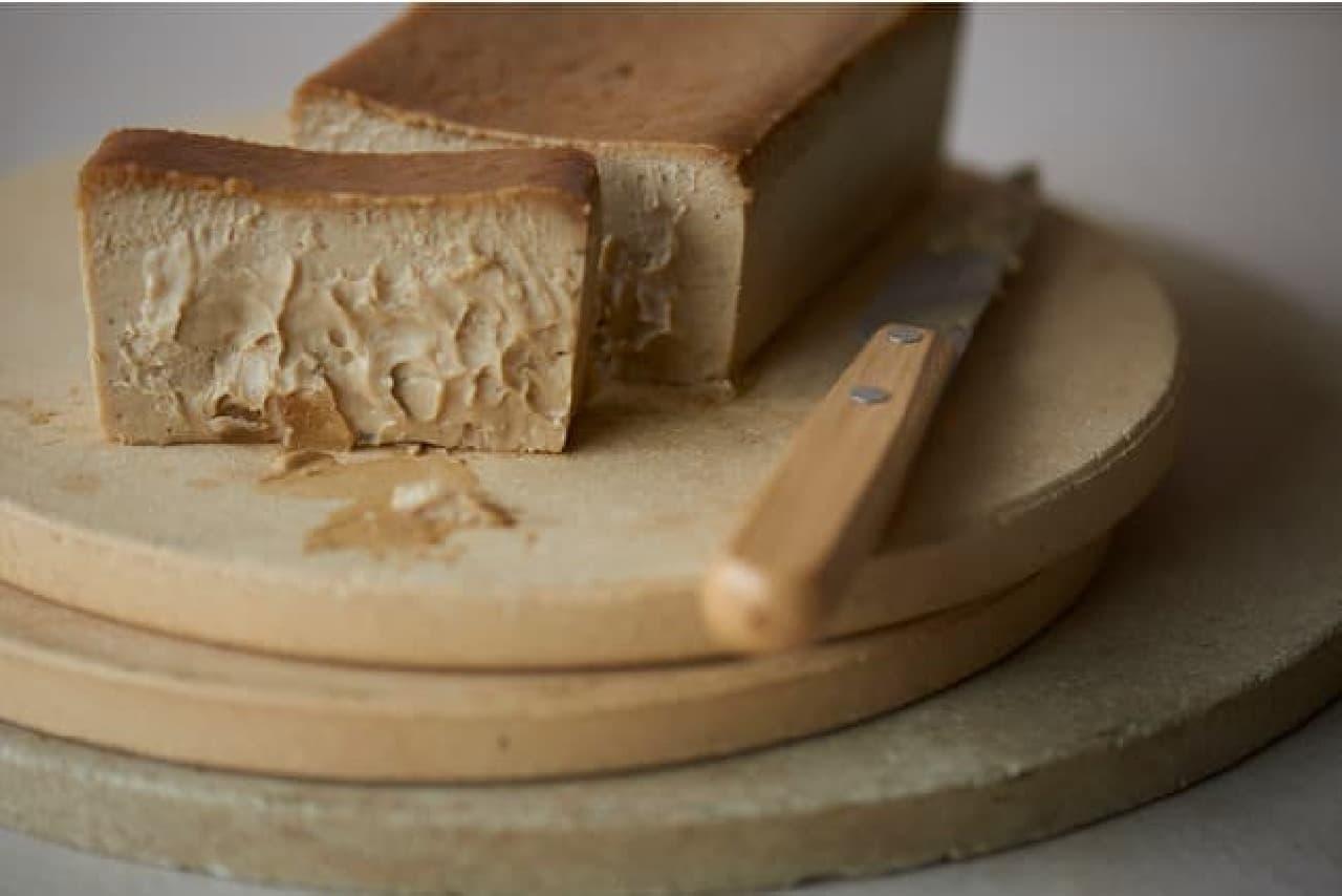 ミスターチーズケーキ キャメル プラリネ シトロン
