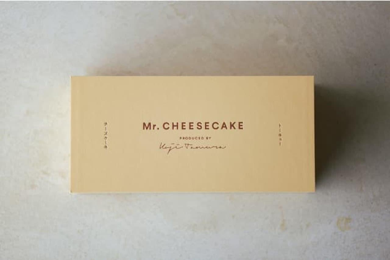 ミスターチーズケーキ キャメル プラリネ シトロン限定Box