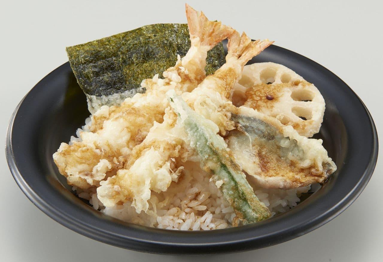 和食さと「天丼」