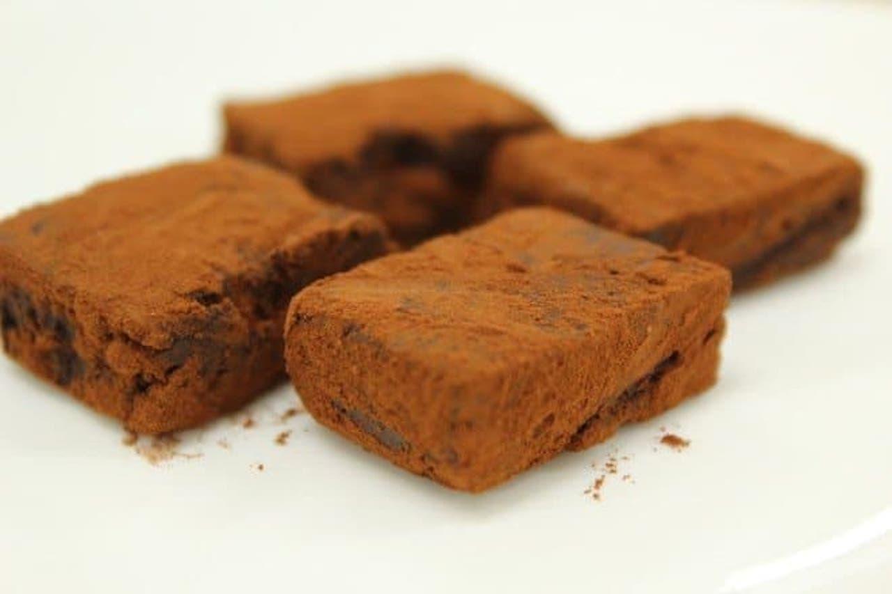 「生チョコ」のレシピ