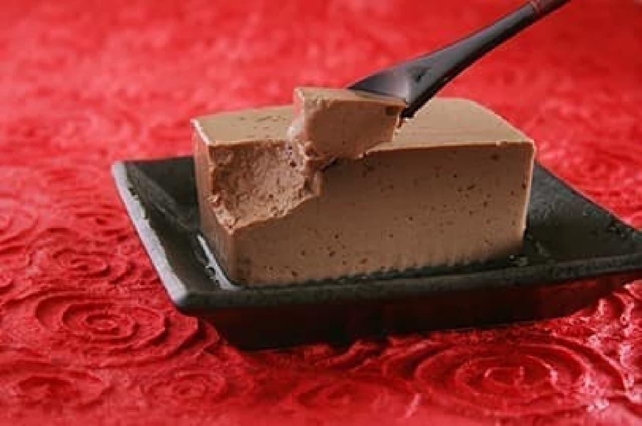 ヤマキ醸造「チョコ豆腐」
