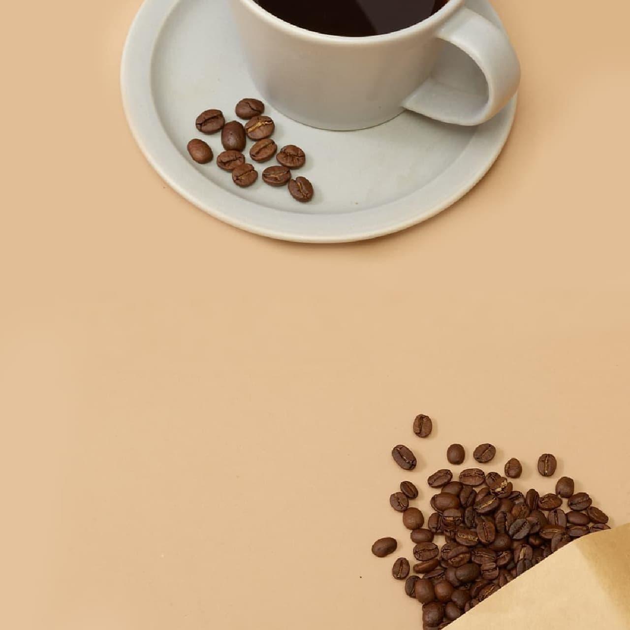 歳の数だけ挽くコーヒー豆「節分珈琲」