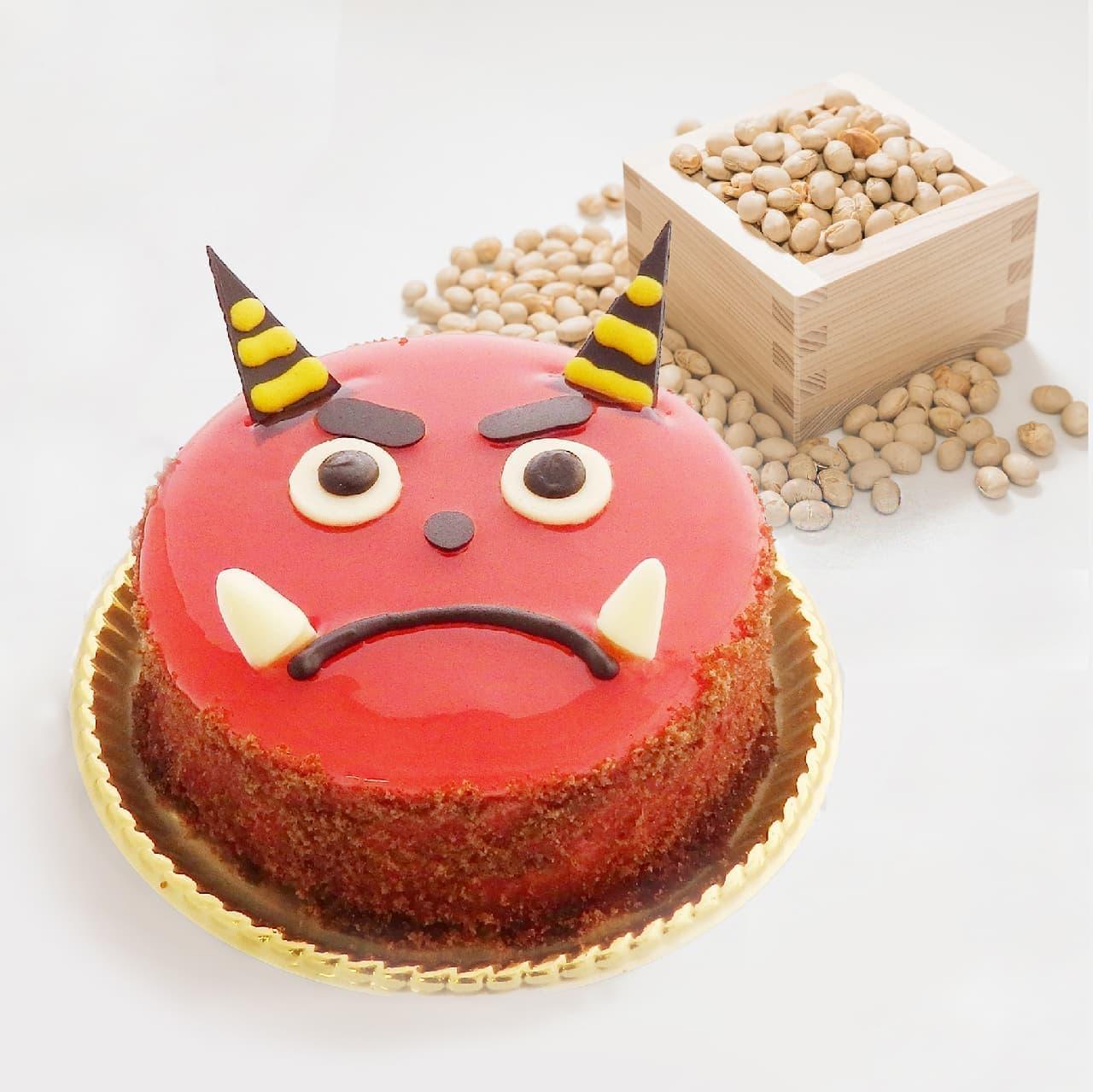 ユーハイム「おにのケーキ」