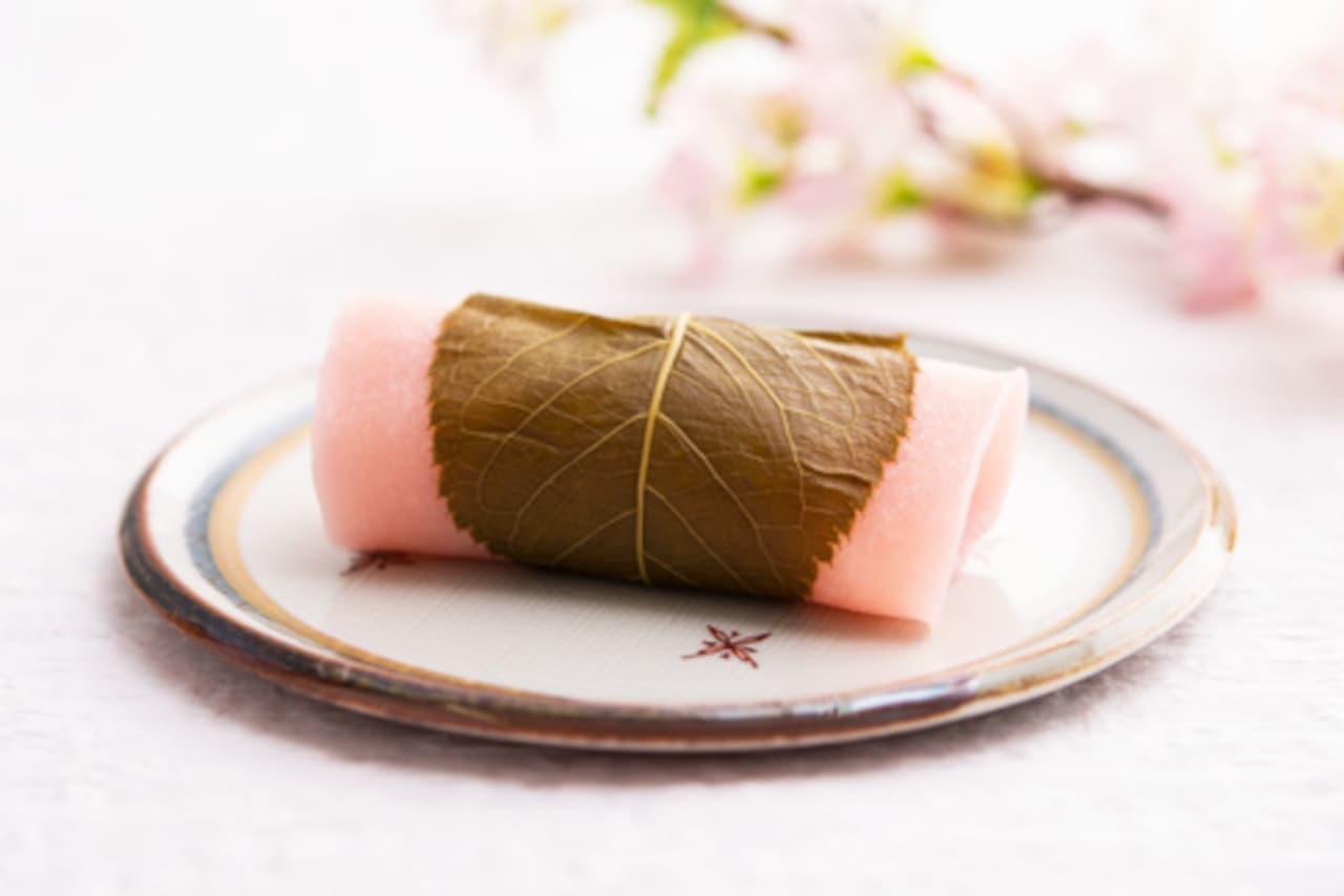 森八「和菓子作り体験セット(さくら餅)」
