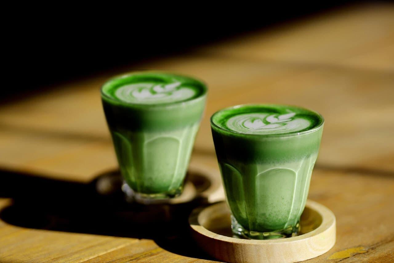 ヴィレッジヴァンガードオンライン「【ふんわりラテ】やすらぎをあたえる抹茶ラテ」