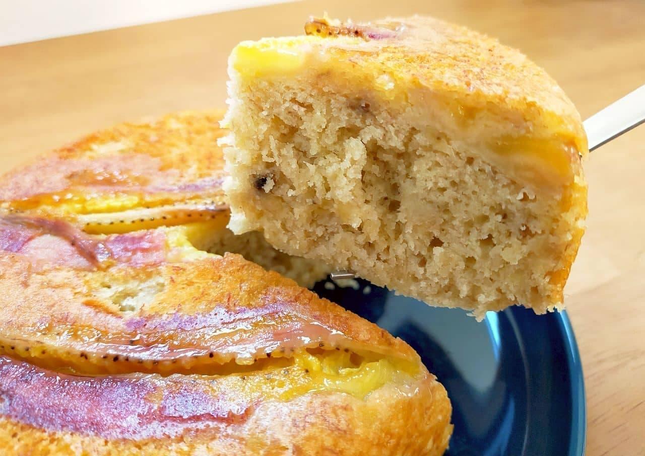 炊飯器で作るバナナブレッドのレシピ
