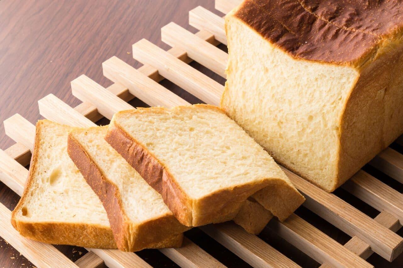 「俺のBakery」の一番人気食パン「銀座の食パン~香~」